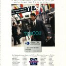 DINERS CLUB - 1996 - IS THERE ANYWHERE I CAN RELAX AT THE AIRPORT PRINT AD