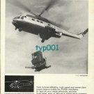 AEROSPATIALE - 1973 - PUMA HELICOPTERS PRINT AD