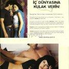MORERA - 2004 SEXY LINGERIE VALENTINE'S DAY TURKISH PRINT AD - 01