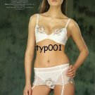 STIGYA - NEW NIGHT - 2003 SEXY  LINGERIE GARTER PANTY HOSIERY TURKISH PRINT AD