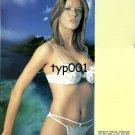 PAPATYA - 2003 SEXY  LINGERIE PANTY BRA TURKISH PRINT AD