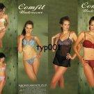 COMFIT - 2003 SEXY UNDERWEAR LINGERIE PANTY BRA TURKISH PRINT AD