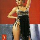 BANU - ANGEL - 2003 SEXY LINGERIE LACE TURKISH PRINT ADS