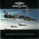 BREITLING - 2012 - CHRONOLOG 2012  WATCH CATALOG - IN TURKISH