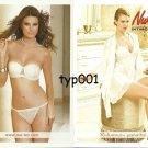 NURTEKS - 2012 INTIMO DONNA WHITE LINGERIE TURKISH PRINT AD