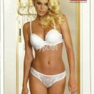 ORKIDE - 2012 SEXY WHITE LINGERIE PANTY BRA TURKISH PRINT AD