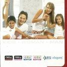 ÖZTAS - 2012 KIDS MEN WOMEN UNDERWEAR TURKISH PRINT AD