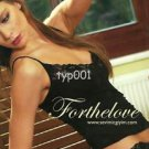FORTHLOVE - 2012 SEXY BLACK LINGERIE PANTY TURKISH PRINT AD