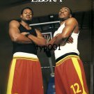 EDORA - 2003 - UNDERWEAR FOR MEN TWO GALATASARAY BASKETBALLERS TURKISH PRINT AD