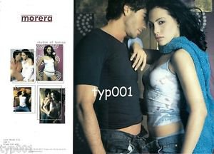 MORERA - 2003 RHYTHM OF FASHION TURKISH PRINT AD