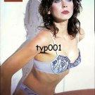 ZENN ZEYNEP - SENFONI - 2003 SEXY  LINGERIE PANTY BRA TURKISH PRINT AD