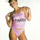 TURAY - EFA - 2003 SEXY LINGERIE TURKISH PRINT ADVERTORIAL