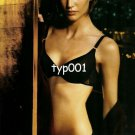 DONNA KARAN - 2004 - INTIMATES LINGERIE BRA PANTIES PRINT AD
