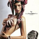 TECHNOMARINE - 2004 - OCTOPUS - MADRI MEDIUM WATCH PRINT AD