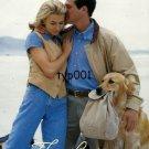 THOMAS BURBERRY - 1995 - MAN WOMAN AND DOG PRINT AD