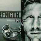 TAG HEUER - 1998 - BORIS BECKER 3 TIMES WIMBLEDON TENNIS CHAMPION PRINT AD