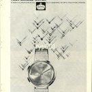 SANDOZ - 1968 - FOR ACCURACY CONSULT YOUR SANDOZ WATCH VINTAGE PRINT AD