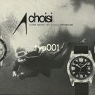 CHOISI - 1968 - DIVERS WATCHES VINTAGE PRINT AD