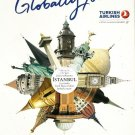 TURKISH AIRLINES - 2010 - FLY TO 150 POINTS THROUGH ISTANBUL TURKISH PRINT AD