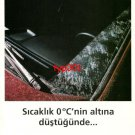 FORD - 1993 SCORPIO GHIA OUR COMPETITORS START TO SHIVER 2 PAGE TURKISH PRINT AD