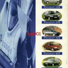 PEUGEOT - 1993 905 WORLD SPORTS CARS CHAMPION AND ITS RIVALS TURKISH PRINT AD