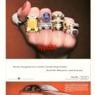 AUDI - 1997 A3 NEW DIMENSION OF MAGNIFICENCE TURKISH PRINT AD