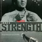 TAG HEUER - 2012 - STEVE MCQUEEN MONACO WATCH FRENCH PRINT AD