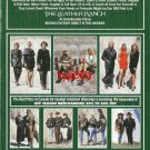 THE LEATHER RANCH - 1996 - LADIES & MEN IN FUR & LEATHER COATS PRINT AD