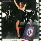 PARIZIEN - 1992 TURKISH PANTYHOSE RITA HAYWORTH IN GILDA PRINT AD - TYPE 2