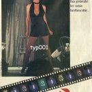 PARIZIEN - 1992 TURKISH PANTYHOSE LIZA MINELLI CABARET PRINT AD - TYPE 1