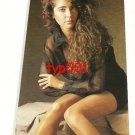 PENTI - 1991 TURKISH PANTYHOSE LYCRA FIT STRETCH VERY DIFFERENT BROCHURE AD