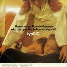 KOREAN AIRLINES - 1979 - WE TREAT YOU LIKE HONOURED GUESTS PRINT AD