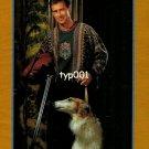 UMBERTO BLANCIONI - 1992 -SWEATER LEATHER COAT HUNTING RIFLE & HOUND PRINT AD