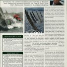 ROLEX - 2006 - ROLEX TAKES YOU INSIDE MAXI YACHT CUP & SWAN CUP RACES PRINT AD