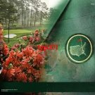 ROLEX - 2012 - THE MASTERS GOLF TOURNAMENT LIVE FOR GREATNESS PRINT AD
