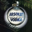 ABSOLUT - 1990 - HAVE AN ABSOLUT BALL PRINT AD