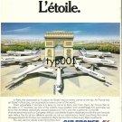 AIR FRANCE - 1980 - L'ETOILE PRINT AD - 1