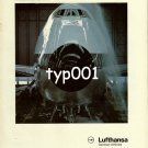 LUFTHANSA - 1980 - I WOULD BUY A USED PLANE FROM LUFTHANSA B-747 PRINT AD