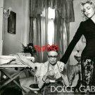 DOLCE & GABBANA - 2010 - MADONNA PRINT AD - 02