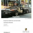 PORCHE - 2013 - PANAMERA 4S EXECUTIVE LONGER SPORTS CAR DREAM TURKISH PRINT AD