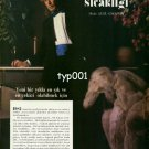 PAK KÜRK FURS - VAKKO - BEYMEN - 1987 - FURS & SUITS SIX PAGE TURKISH ADVERTORIAL