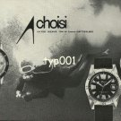 CHOISI - 1968 - DIVERS' WATCHES VINTAGE PRINT AD