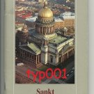 AEROFLOT 1993 - ST. PETERSBURG BOOKLET IN GERMAN