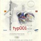 1998 NAGANO WINTER OLYMPICS SPONSORS PRINT AD COCA COLA IBM KODAK MCDONALDS UPS