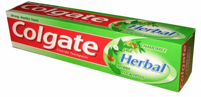 COLGATE Herbal Toothpaste 100g