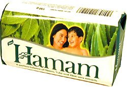 HAMAM toilet soap - 100 gm