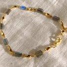 FREE SHIPPING Labradorite bracelet