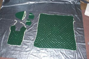 Green Baby Set
