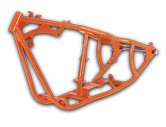 250 Rigid Series Frame - Custom Chopper / Motorcycle Frame