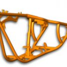 300 Series Rigid Frame - Custom Chopper / Motorcycle Frames